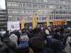 Kundgebung gegen ACTA in Zürich vom 11.02.12