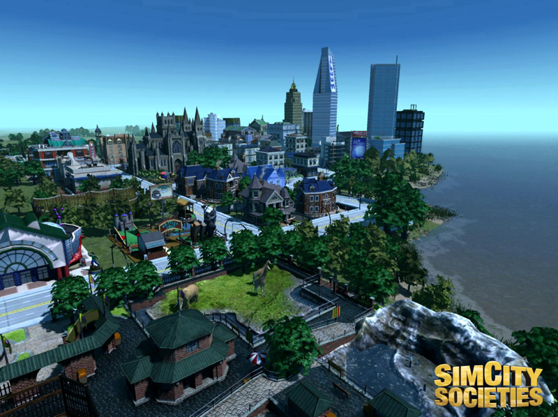 Sim City - Societies Image1