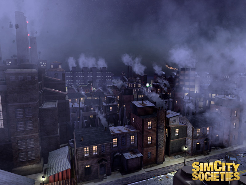 Sim City - Societies Image2